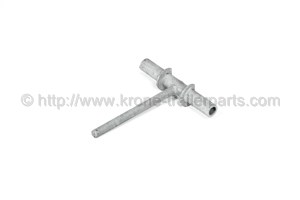 Handle with Tension Rod