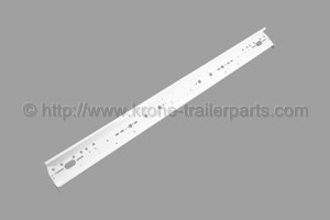 Lighting carrier plate white/low