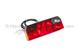 Tail lamp Europoint left