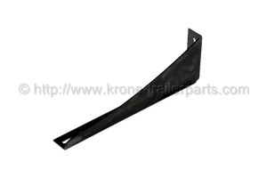 LH bracket for tool box din 1543