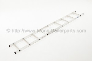 Aluminium ladder 2500 mm