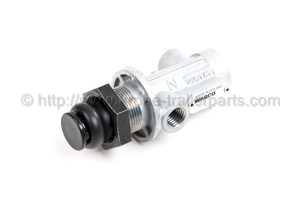 3/2-way control valve with nut 26x1,5
