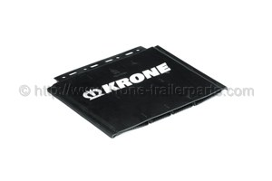 SPRAY FLAP WITH 'KRONE' LOGO