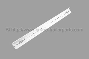Lighting carrier plate white