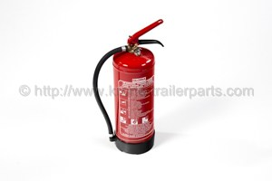 Fire extinguisher; 6