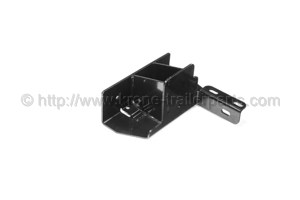 Mounting bracket for impact buffer, lh