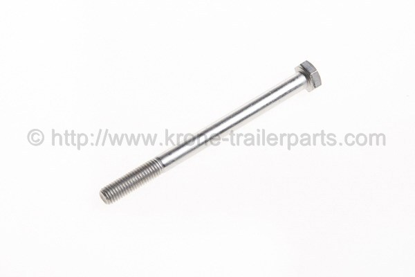 Bolt for air spring unit, KRONE axle