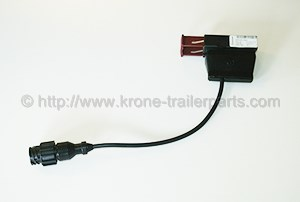 Adapter cable KRONE Smart Collect - EBS