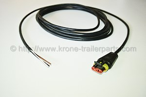 KSC V-cable (RS232 cable) 5,0m