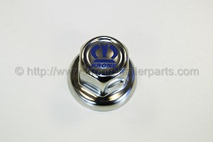 Wheel nut cap