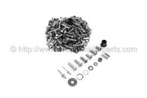 Screw set front wall