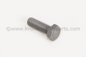 Hexagon head screw M10x20